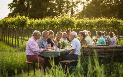 Zondag 23 september – Wijngaard diner