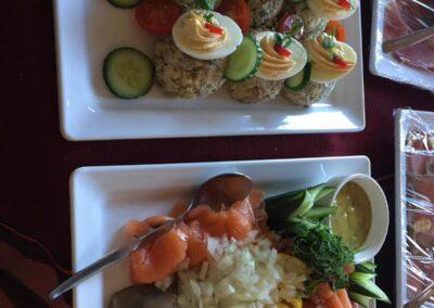 lunch in samenwerking met Catering Zutphen